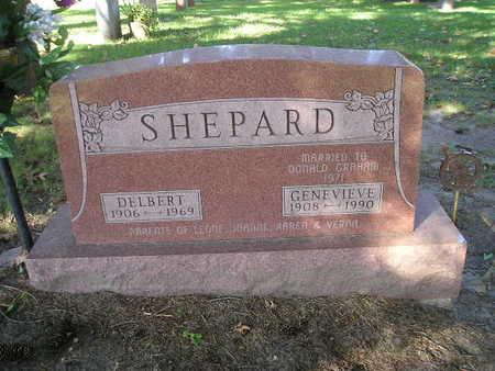 SHEPARD, GENEVIEVE - Bremer County, Iowa | GENEVIEVE SHEPARD
