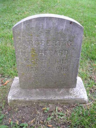 SHEPARD, ROBERT G - Bremer County, Iowa | ROBERT G SHEPARD