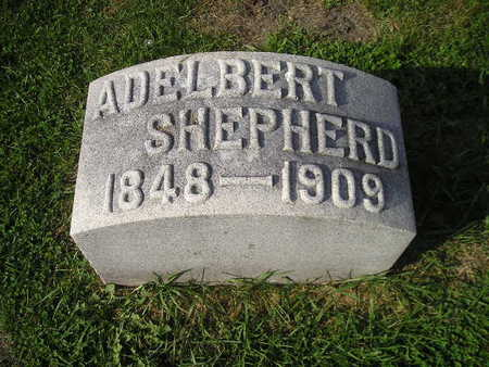 SHEPHERD, ADELBERT - Bremer County, Iowa | ADELBERT SHEPHERD