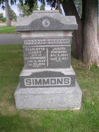 SIMMONS, JOSEPH - Bremer County, Iowa | JOSEPH SIMMONS