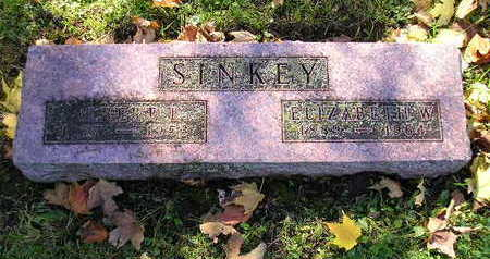 SINKEY, ALBERT - Bremer County, Iowa | ALBERT SINKEY