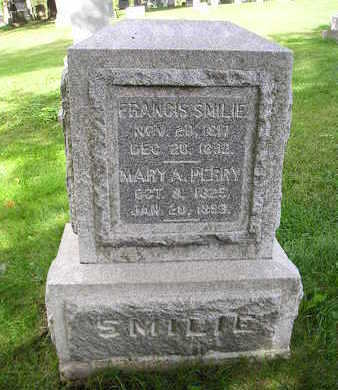 SMILIE, FRANCIS - Bremer County, Iowa | FRANCIS SMILIE