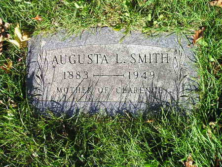 SMITH, AUGUSTA L - Bremer County, Iowa | AUGUSTA L SMITH