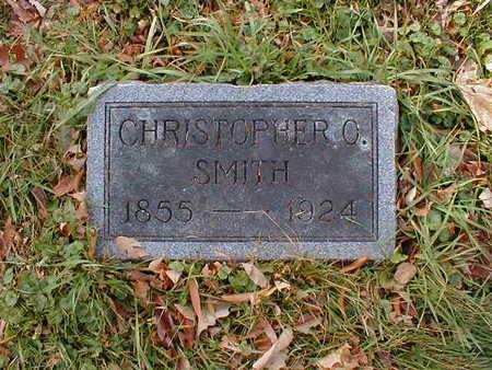 SMITH, CHRISTOPHER O - Bremer County, Iowa | CHRISTOPHER O SMITH