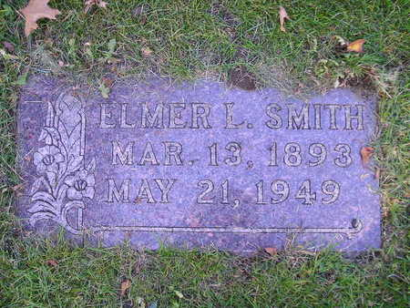 SMITH, ELMER L - Bremer County, Iowa | ELMER L SMITH