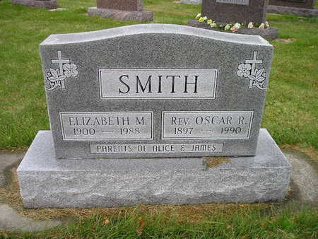 SMITH, OSCAR R - Bremer County, Iowa | OSCAR R SMITH