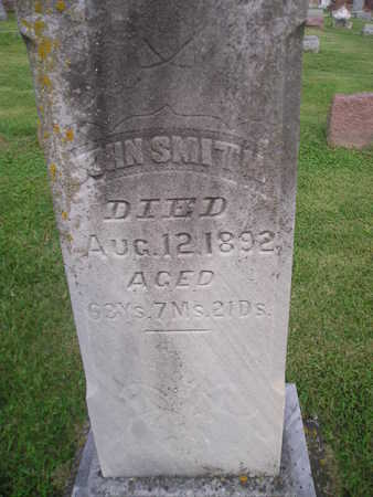 SMITH, JOHN - Bremer County, Iowa | JOHN SMITH