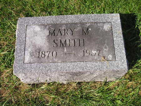 SMITH, MARY M - Bremer County, Iowa | MARY M SMITH