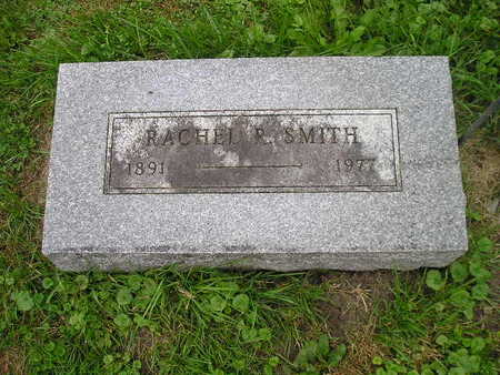 SMITH, RACHEL R - Bremer County, Iowa | RACHEL R SMITH