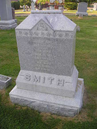 WARD SMITH, RHODA S - Bremer County, Iowa | RHODA S WARD SMITH