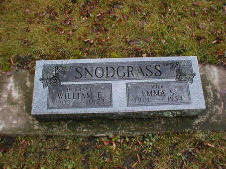 SNODGRASS, WILLIAM F - Bremer County, Iowa | WILLIAM F SNODGRASS