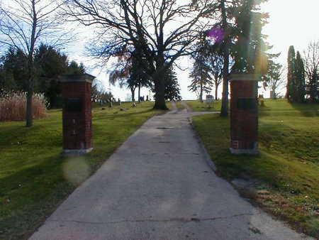 ST MARYS, CEMETERY - Bremer County, Iowa | CEMETERY ST MARYS
