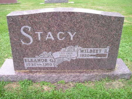 STACY, ELEANOR G - Bremer County, Iowa | ELEANOR G STACY