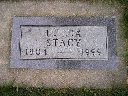 STACY, HULDA - Bremer County, Iowa | HULDA STACY