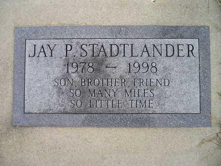 STADTLANDER, JAY P - Bremer County, Iowa | JAY P STADTLANDER