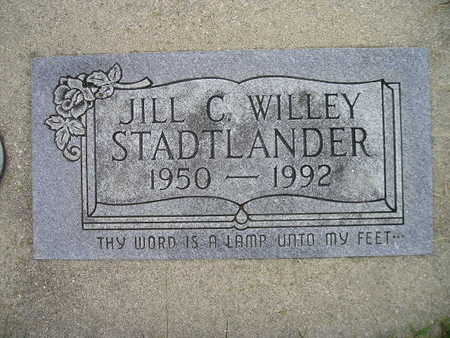 WILLEY STADTLANDER, JILL C - Bremer County, Iowa | JILL C WILLEY STADTLANDER