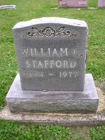 STAFFORD, WILLIAM C - Bremer County, Iowa | WILLIAM C STAFFORD