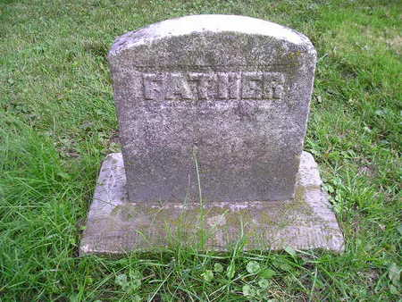 STARR, FATHER - Bremer County, Iowa | FATHER STARR