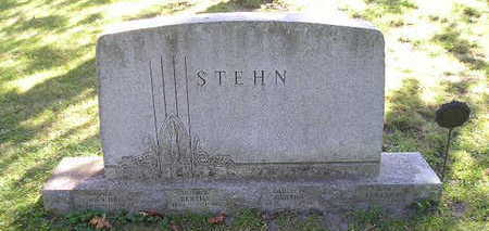 STEHN, BERTHA (DAUGHTER) - Bremer County, Iowa | BERTHA (DAUGHTER) STEHN