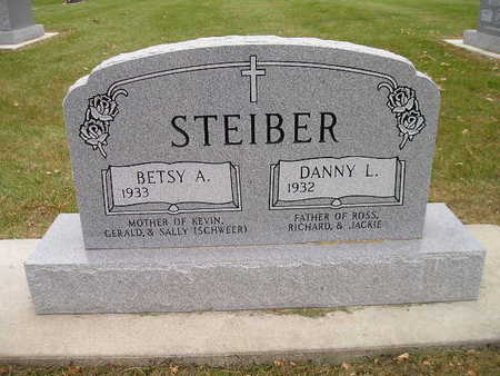 STEIBER, BETSY A - Bremer County, Iowa | BETSY A STEIBER