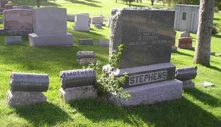 STEPHENS, WILLIAM - Bremer County, Iowa | WILLIAM STEPHENS