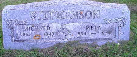 STEPHENSON, RICHARD - Bremer County, Iowa | RICHARD STEPHENSON