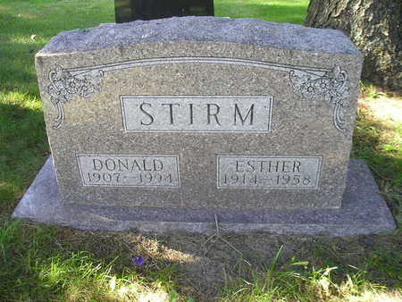 STIRM, DONALD - Bremer County, Iowa | DONALD STIRM