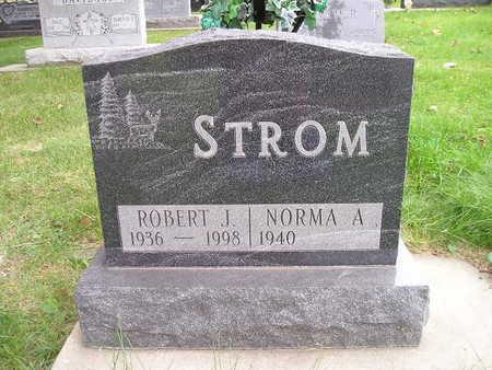 STROM, NORMA A - Bremer County, Iowa | NORMA A STROM