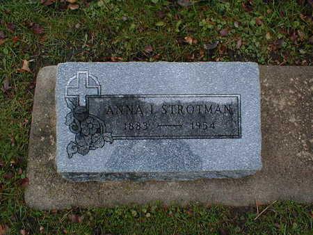STROTMAN, ANNA L - Bremer County, Iowa | ANNA L STROTMAN