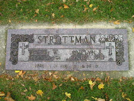 STROTTMAN, EVELYN S - Bremer County, Iowa | EVELYN S STROTTMAN