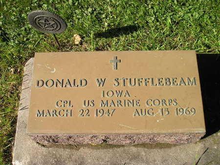 STUFFLEBEAM, DONALD W - Bremer County, Iowa | DONALD W STUFFLEBEAM