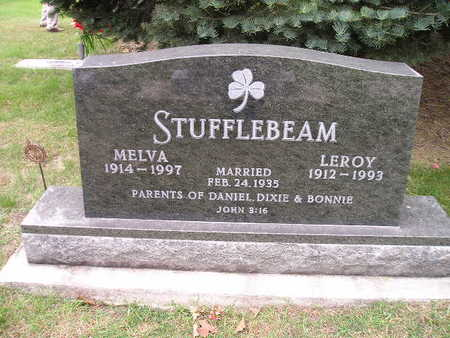 STUFFLEBEAM, LEROY - Bremer County, Iowa | LEROY STUFFLEBEAM
