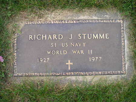STUMME, RICHARD J - Bremer County, Iowa | RICHARD J STUMME