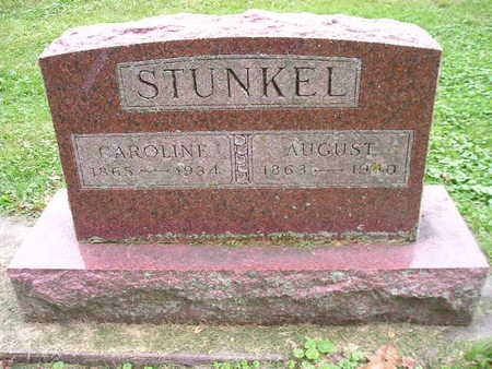 STUNKEL, AUGUST - Bremer County, Iowa | AUGUST STUNKEL