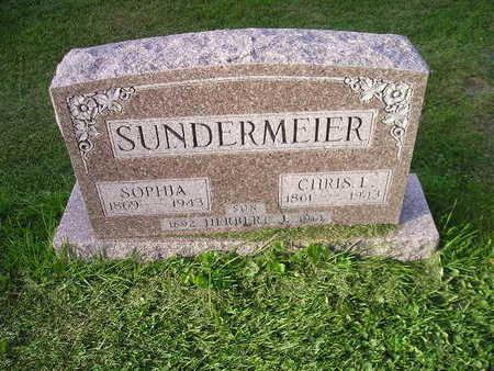 SUNDERMEIER, CHRIS L - Bremer County, Iowa | CHRIS L SUNDERMEIER