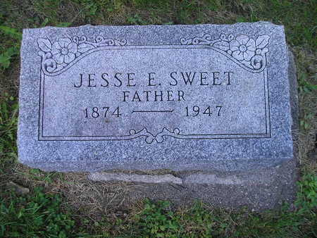 SWEET, JESSE E - Bremer County, Iowa | JESSE E SWEET
