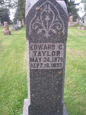TAYLOR, EDWARD - Bremer County, Iowa | EDWARD TAYLOR