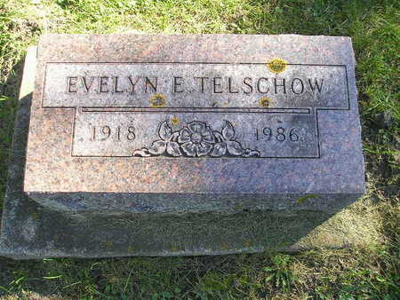 TELSCHOW, EVELYN E - Bremer County, Iowa | EVELYN E TELSCHOW