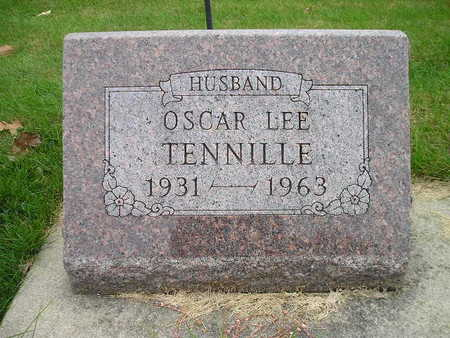 TENNILLE, OSCAR LEE - Bremer County, Iowa | OSCAR LEE TENNILLE