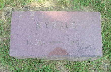THIES, MYRTLE - Bremer County, Iowa | MYRTLE THIES