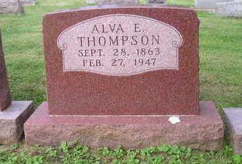 THOMPSON, ALVA - Bremer County, Iowa | ALVA THOMPSON
