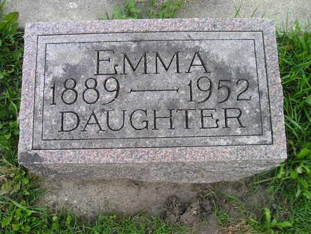 TRAETOW, EMMA - Bremer County, Iowa | EMMA TRAETOW