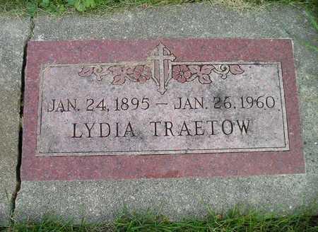 TRAETOW, LYDIA - Bremer County, Iowa | LYDIA TRAETOW