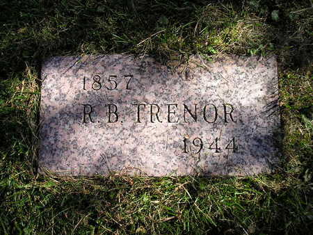 TRENOR, R B - Bremer County, Iowa | R B TRENOR