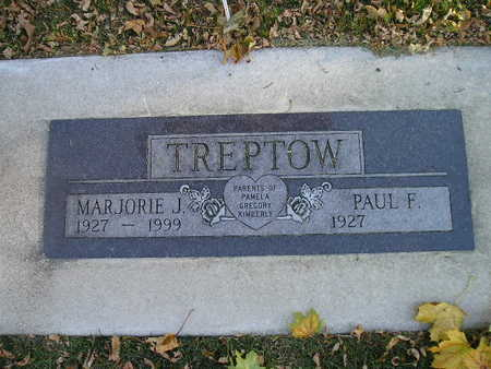TREPTOW, PAUL F - Bremer County, Iowa | PAUL F TREPTOW