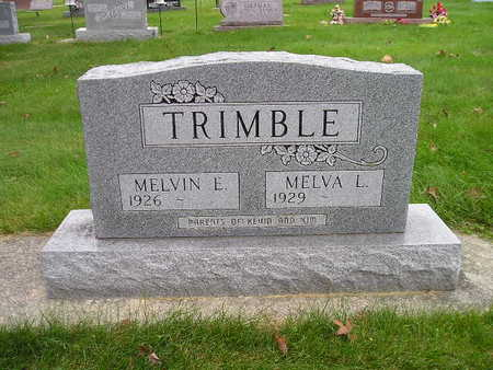 TRIMBLE, MELVA L - Bremer County, Iowa | MELVA L TRIMBLE