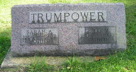 TRUMPOWER, SARAH A - Bremer County, Iowa | SARAH A TRUMPOWER