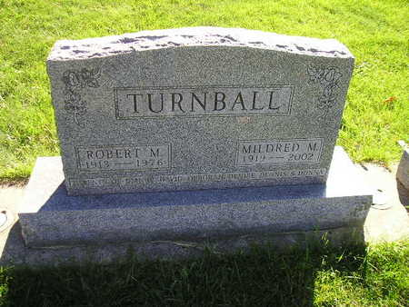 TURNBALL, MILDRED M - Bremer County, Iowa | MILDRED M TURNBALL