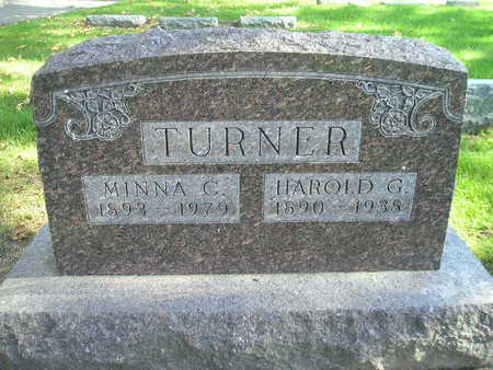TURNER, MINNA C - Bremer County, Iowa | MINNA C TURNER