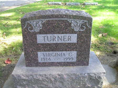 TURNER, VIRGINIA C - Bremer County, Iowa | VIRGINIA C TURNER